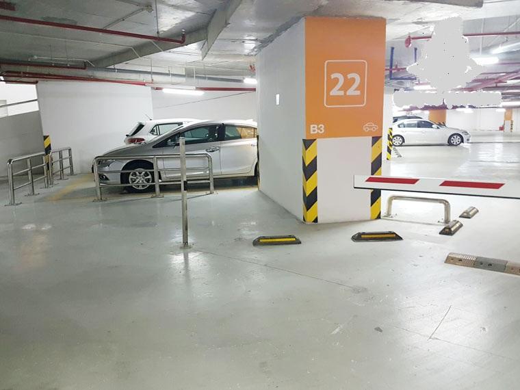 Vincom Đồng Khởi chọn TIS làm nhà thầu nâng cấp hệ thống Car parking