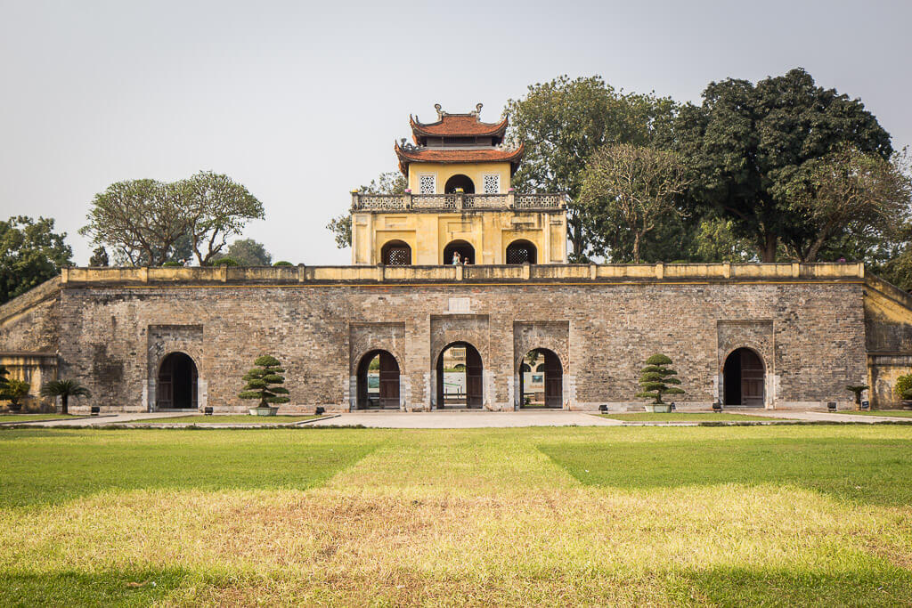 Triển khai Access Cotrol tại Hoàng Thành Thăng Long