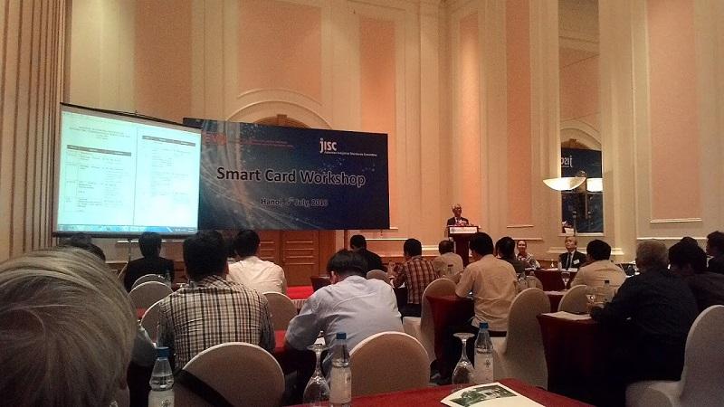 Hội thảo quốc tế về thẻ thông minh SmartCard