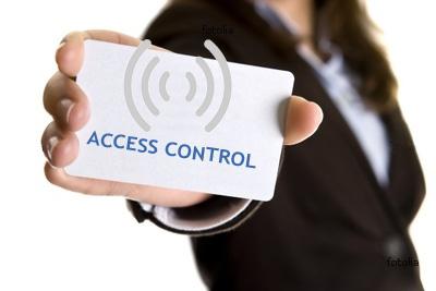Hệ thống kiểm soát vào ra (Access Control)