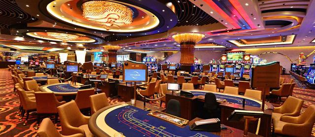 Hệ thống kiểm soát cửa tại Casino đầu tiên cho người Việt Nam (Casino Phú Quốc)