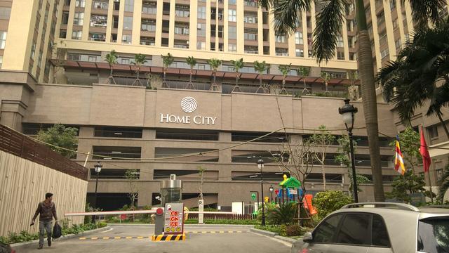 Hệ thống kiểm soát toàn diện cho Home City Trung Kính Complex