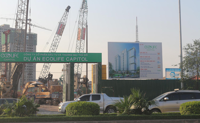 Ecolife Capitol- Khởi đầu cho một năm đầy xanh tươi